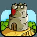Grow Castle无限金币内购破解无广告版(成长城堡)