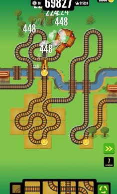 黄金列车游戏