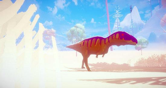 侏罗纪岛游戏下载