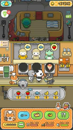柴犬店长的可丽饼店游戏