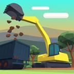 挖掘机模拟器(魔玩单机)