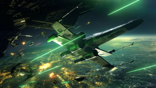 星球大战战机中队下载