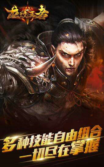龙纹王者网页游戏