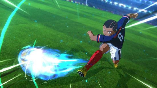 足球小将新秀崛起pc版