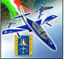 意大利空军飞行特技(魔玩单机)