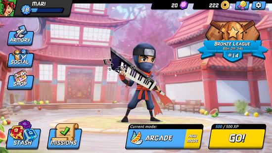 水果忍者2游戏下载