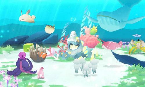 深海水族馆世界下载