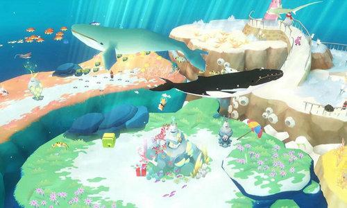 深海水族馆世界游戏