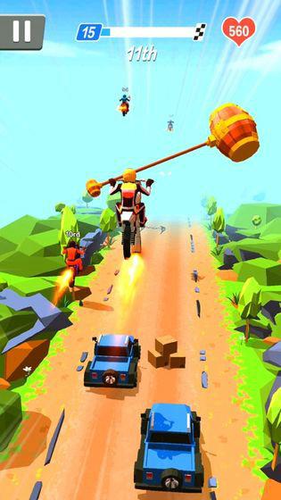 暴力飞车游戏单机版