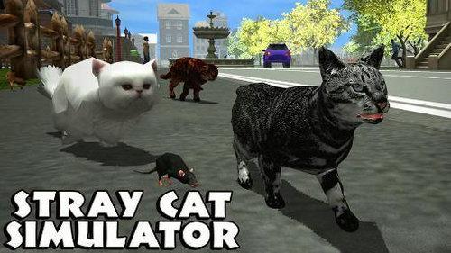 流浪猫模拟器下载