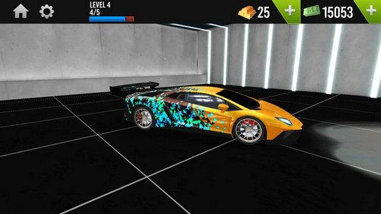 超级赛车无限金币版下载