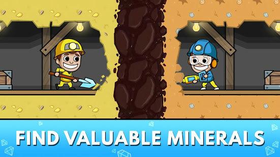 闲置的矿业大亨中文版