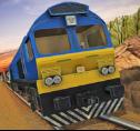 火车司机游戏