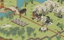 江南百景图桃花村铲子在哪 桃花村铲子具体位置前置任务流程