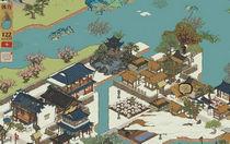 江南百景图文化安居主题怎么布局 桃花村文化安居主题布局攻略