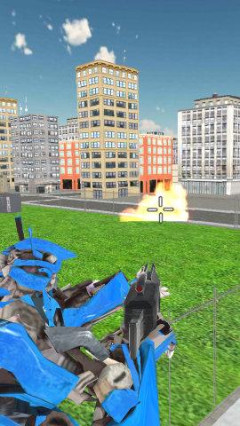 机器人鲨鱼3游戏下载