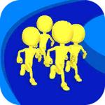 人群跑步者无限金币版