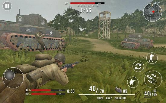 二战狙击手手机版