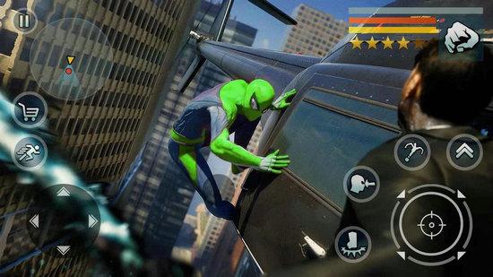 蜘蛛侠英雄