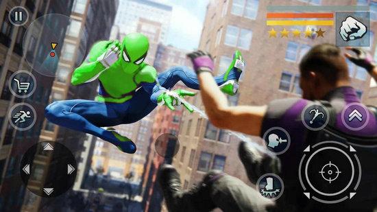 蜘蛛侠英雄游戏破解版