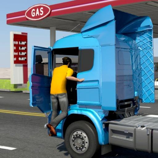 油轮卡车运输无限金币版