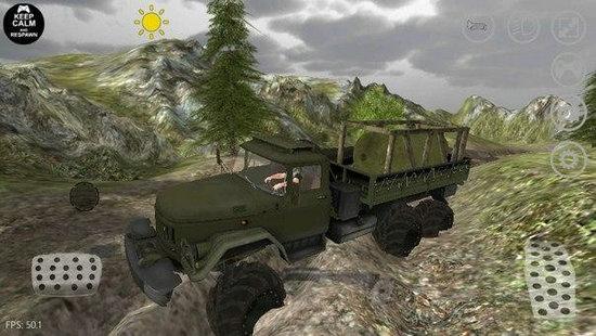 卡车运输越野模拟手游下载