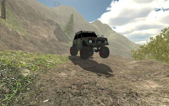 卡车运输越野模拟下载