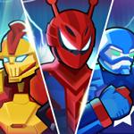 超级机器人英雄格斗中文版