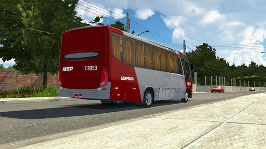 巴士模拟器低配版破解版