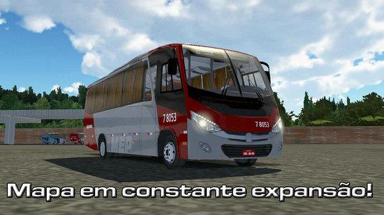 巴士模拟器低配版无限金币版
