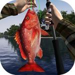 钓鱼大师3D游戏
