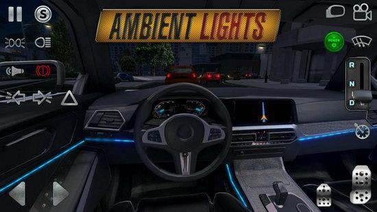 真实驾驶模拟破解版