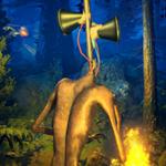 警笛头森林生存游戏