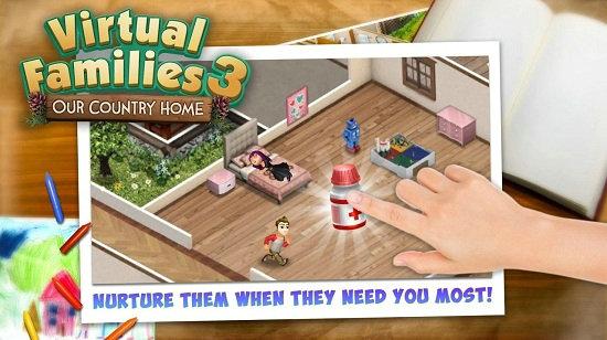 虚拟家庭3游戏