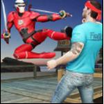 忍者超级英雄格斗游戏