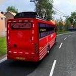 欧洲教练巴士驾驶游戏