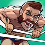 肌肉力量弹弓摔跤游戏
