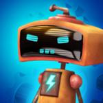 微型充电机器人游戏