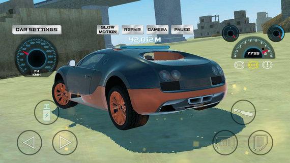 超级跑车模拟器破解版