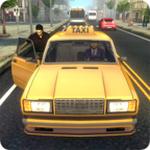 出租车模拟器游戏
