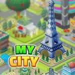 我的城市岛无限金币版