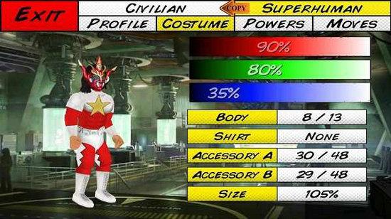 超级城市英雄卡汉化版