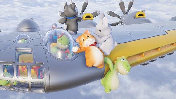 动物派对外星飞船下载