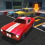 停车场3d游戏
