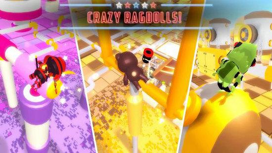 机器人障碍赛游戏下载