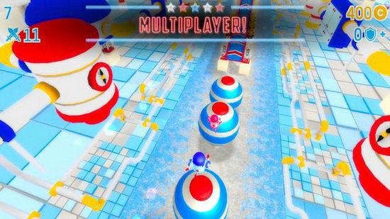 机器人障碍赛无限金币版