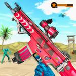 反恐机器人射击游戏