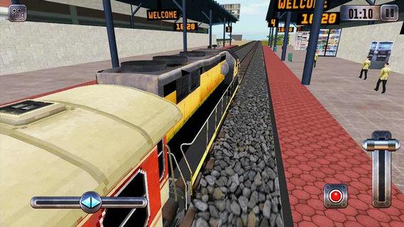 美国火车模拟器破解版