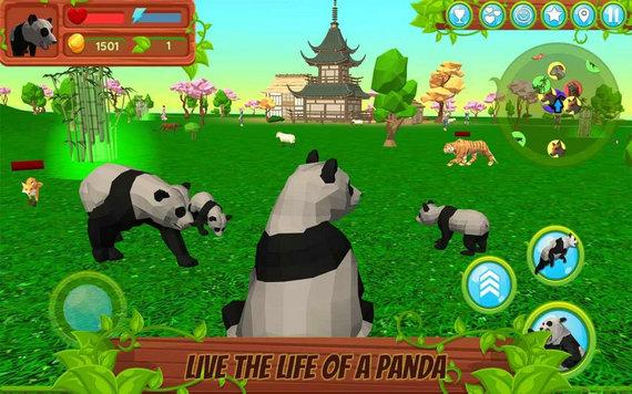 熊猫模拟器3D破解版