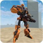 自由城市机器人无敌版